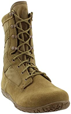 Belleville Tactical Research Mens TR105 Mini-Mil Minimalist Combat Boot