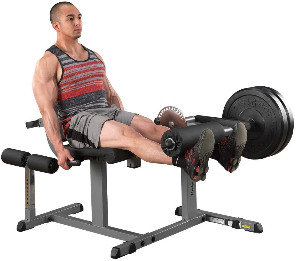 Body-Solid GCEC340 Cam Series Leg Extension and Curl Machine