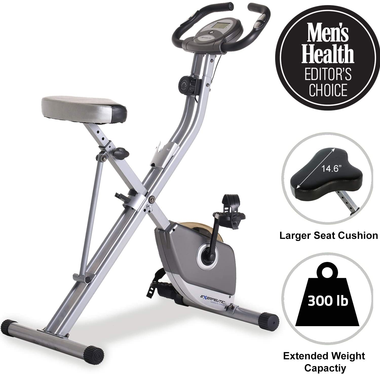 Top 10 Best Folding Exercise Bike Reviews 2020 4