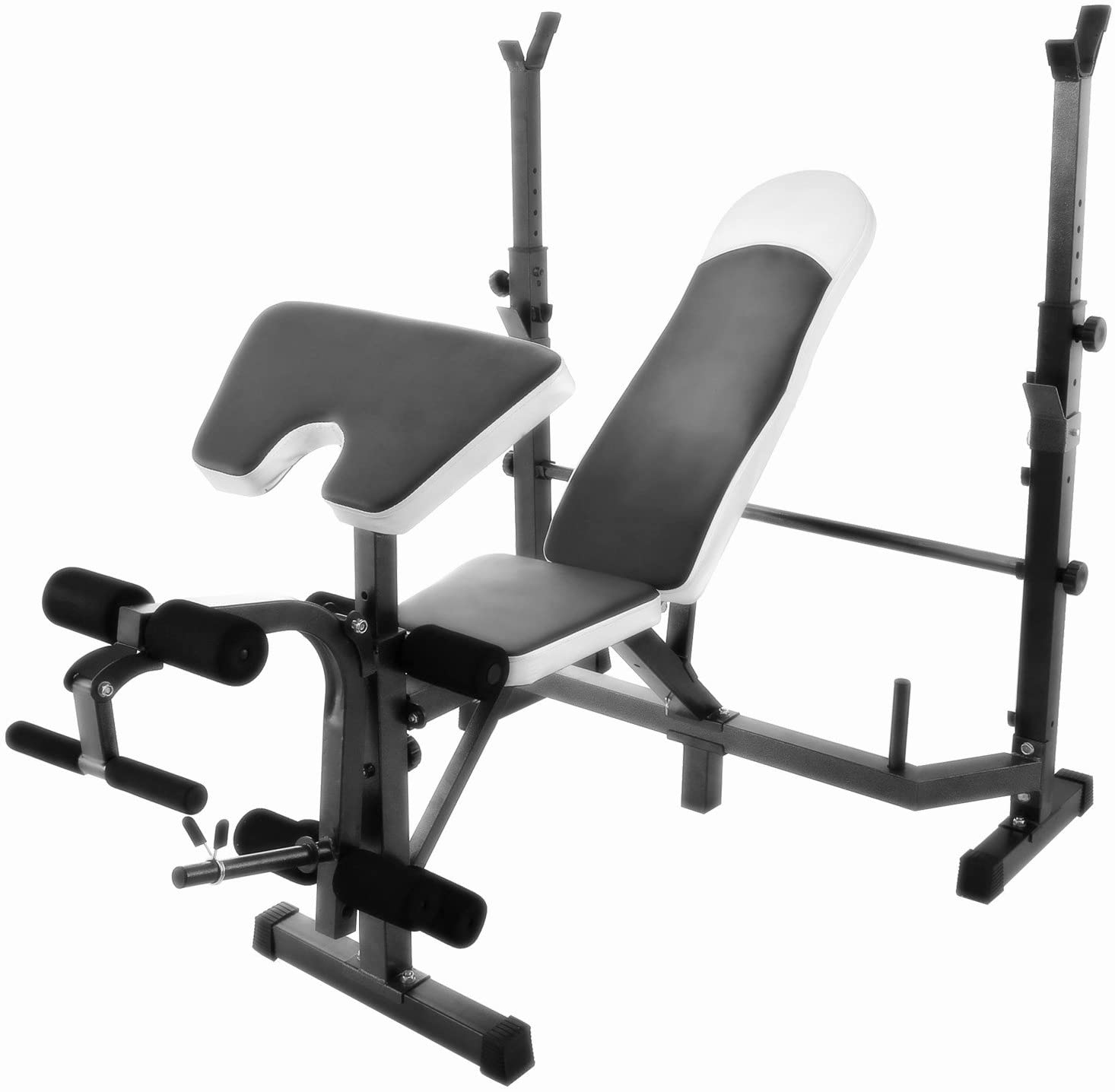 Popsport Weight Lifting Bench With Inbuilt Leg Extension