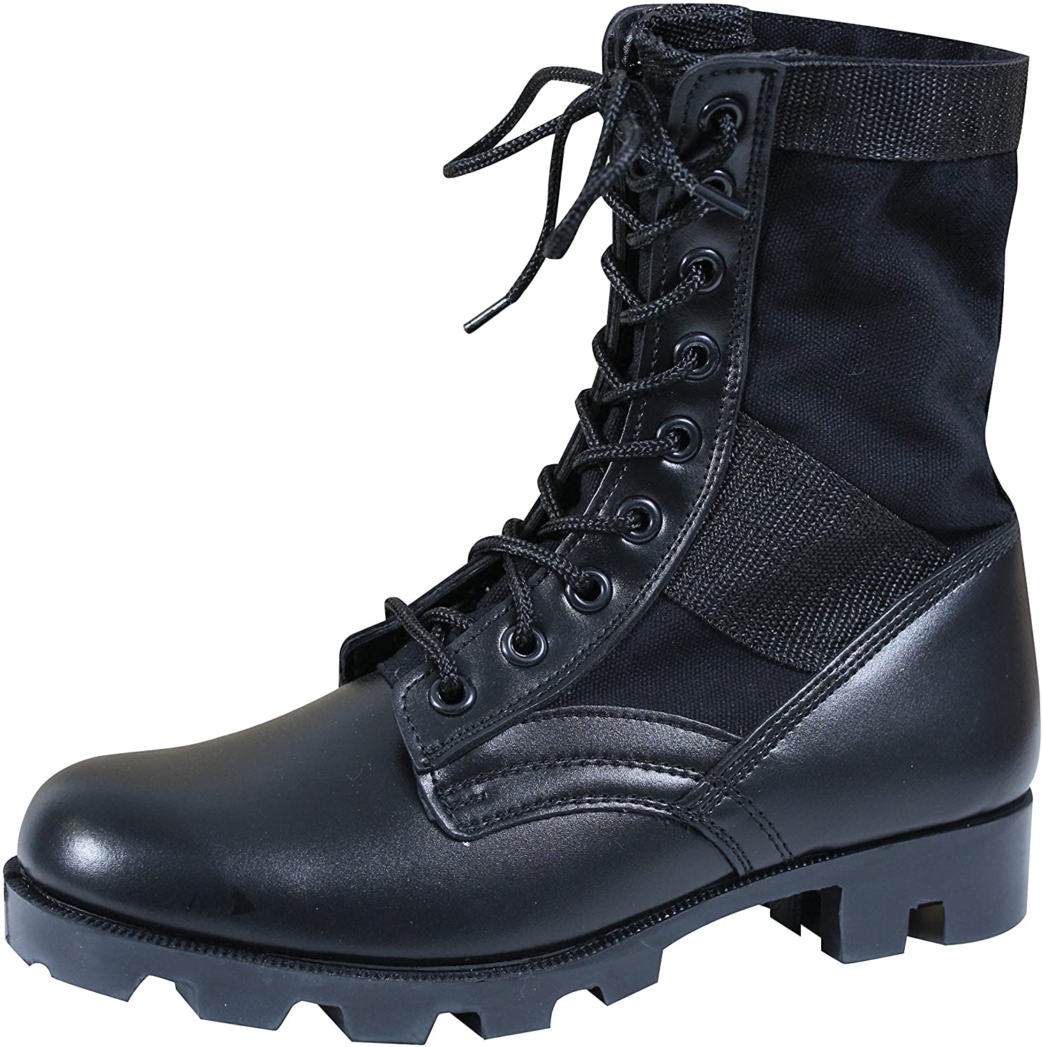Rothco Gi Type Jungle Boot, Black
