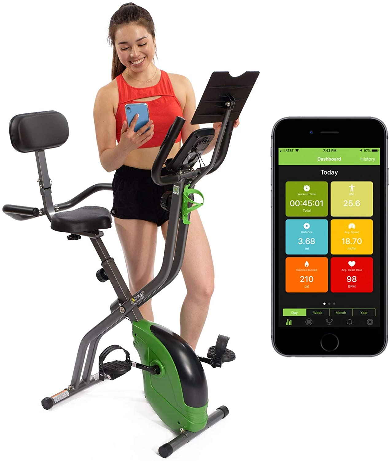 Top 10 Best Folding Exercise Bike Reviews 2020 10