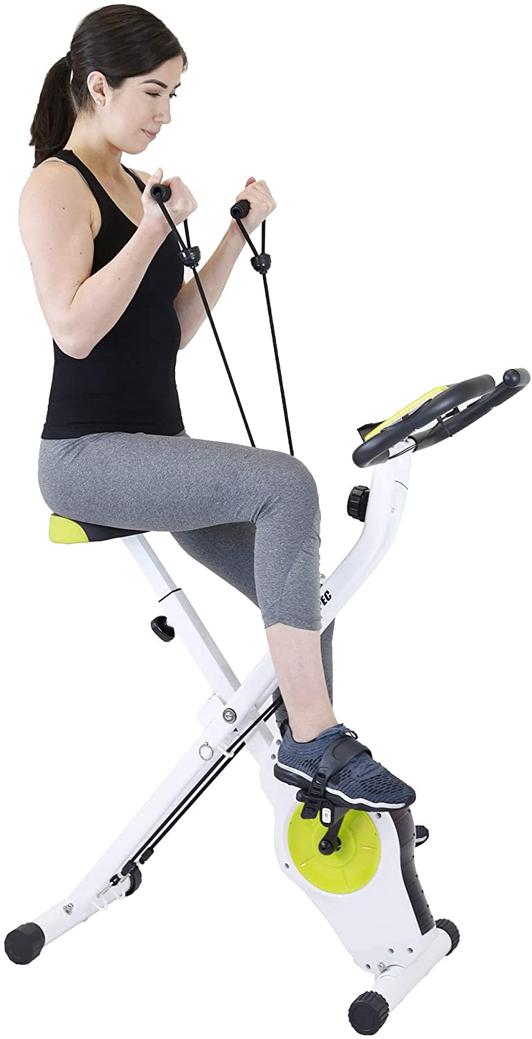 Top 10 Best Folding Exercise Bike Reviews 2020 3