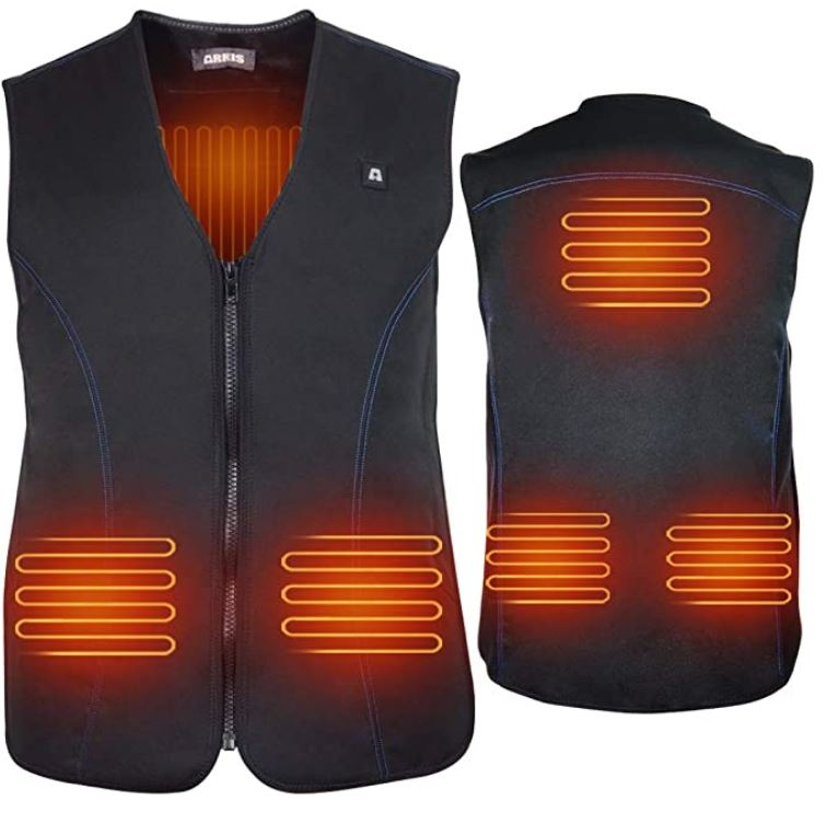Top 10 Best Heated Vest In 2020 Reviews 3