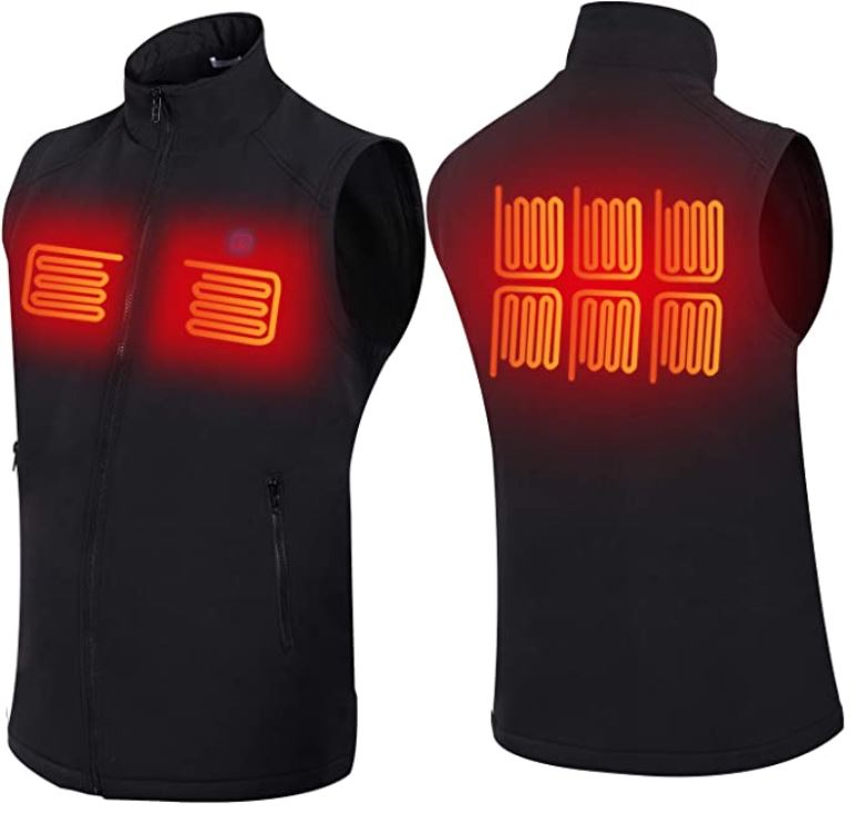 Top 10 Best Heated Vest In 2020 Reviews 6