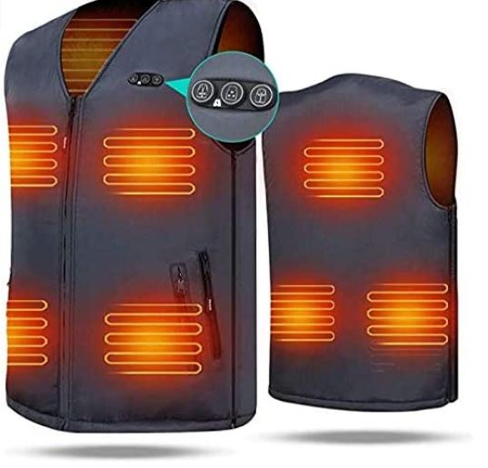 Top 10 Best Heated Vest In 2020 Reviews 7