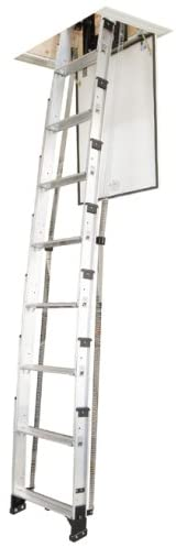 Top 10 Best Attic Ladders 2021 Reviews