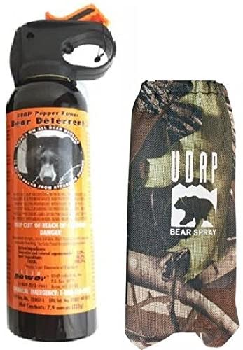 Top 10 Best Bear Sprays For Hiking & Camping In 2020 Reviews 6