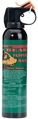 Top 10 Best Bear Sprays For Hiking & Camping In 2020 Reviews 7