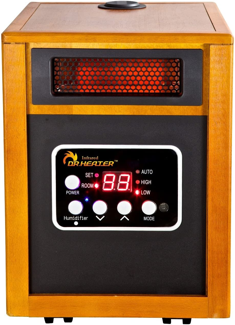 Top 10 Best Infrared Heater 2020 Reviews 1