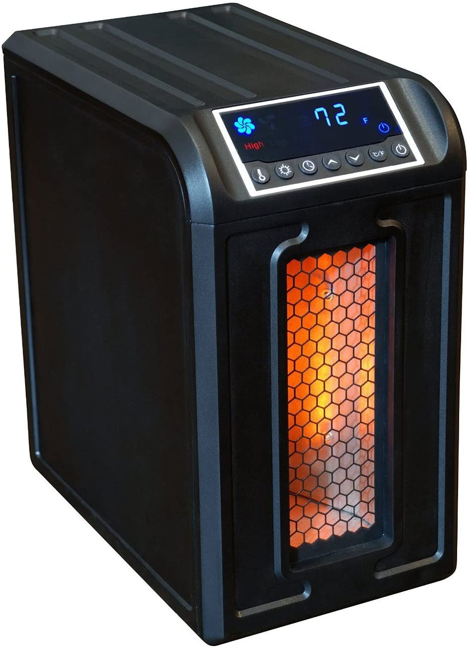 Top 10 Best Infrared Heater 2021 Reviews 5