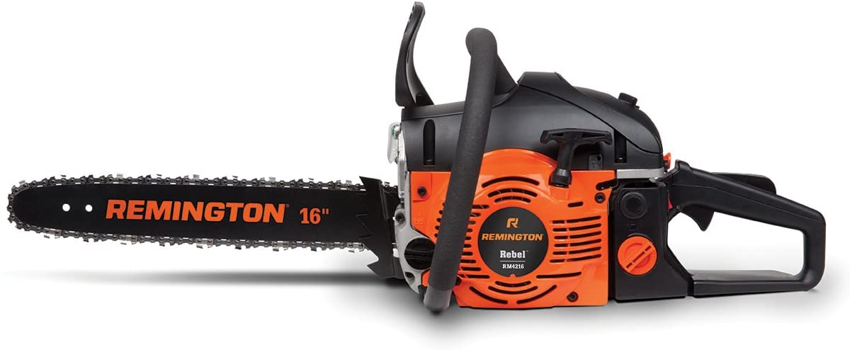 Top 10 Best Gas Chainsaws in 2021 Reviews 9