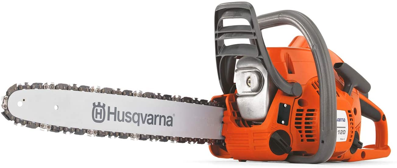 Top 10 Best Gas Chainsaws in 2021 Reviews 4