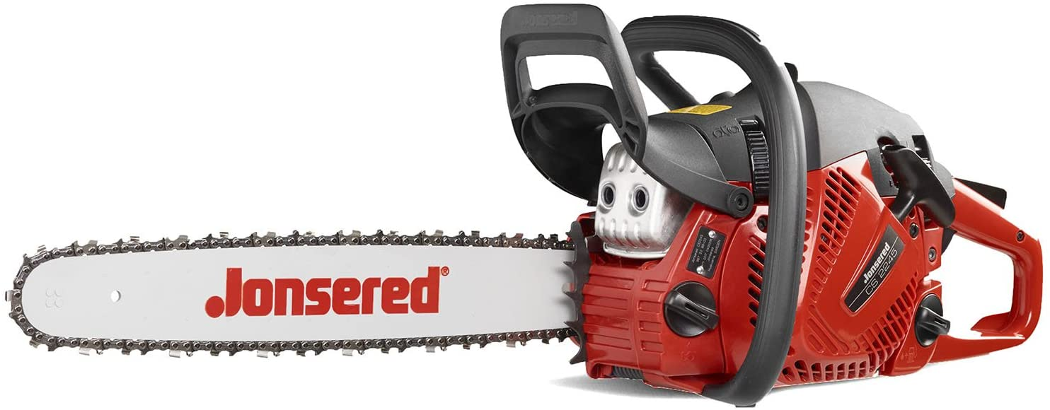 Top 10 Best Gas Chainsaws in 2021 Reviews 8