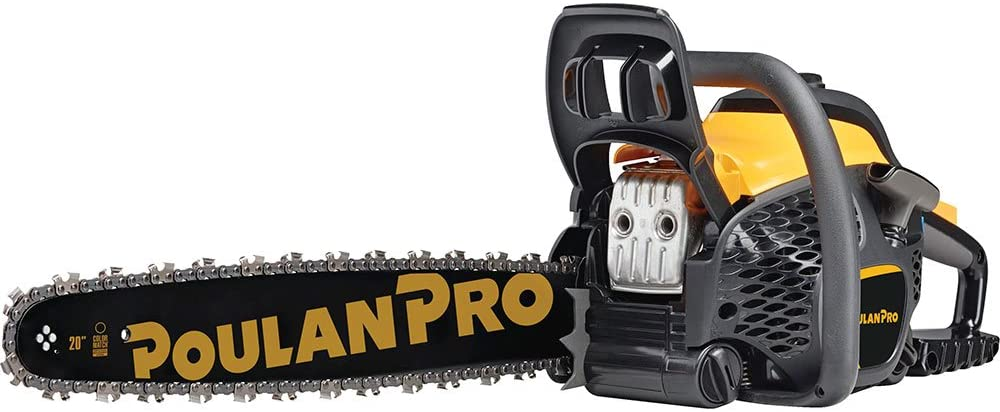Top 10 Best Gas Chainsaws in 2021 Reviews 6
