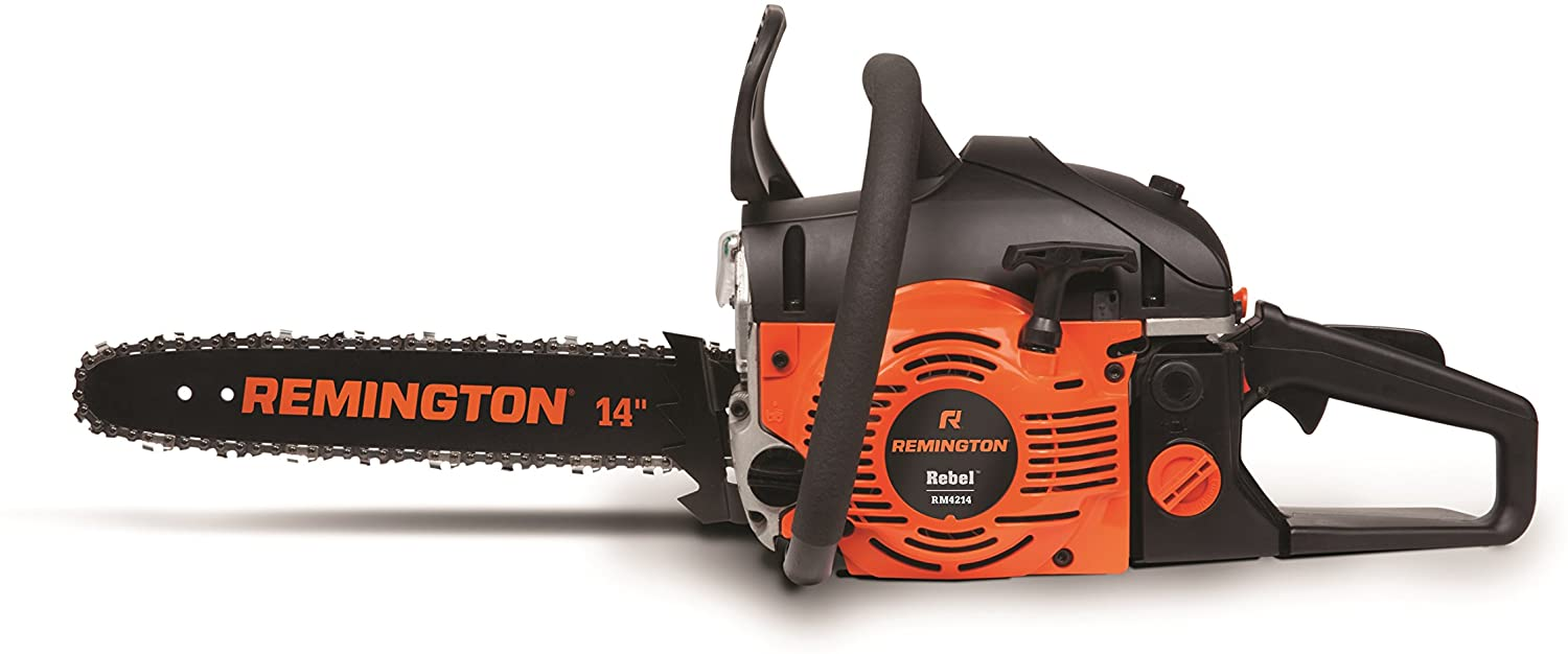 Top 10 Best Gas Chainsaws in 2021 Reviews 3