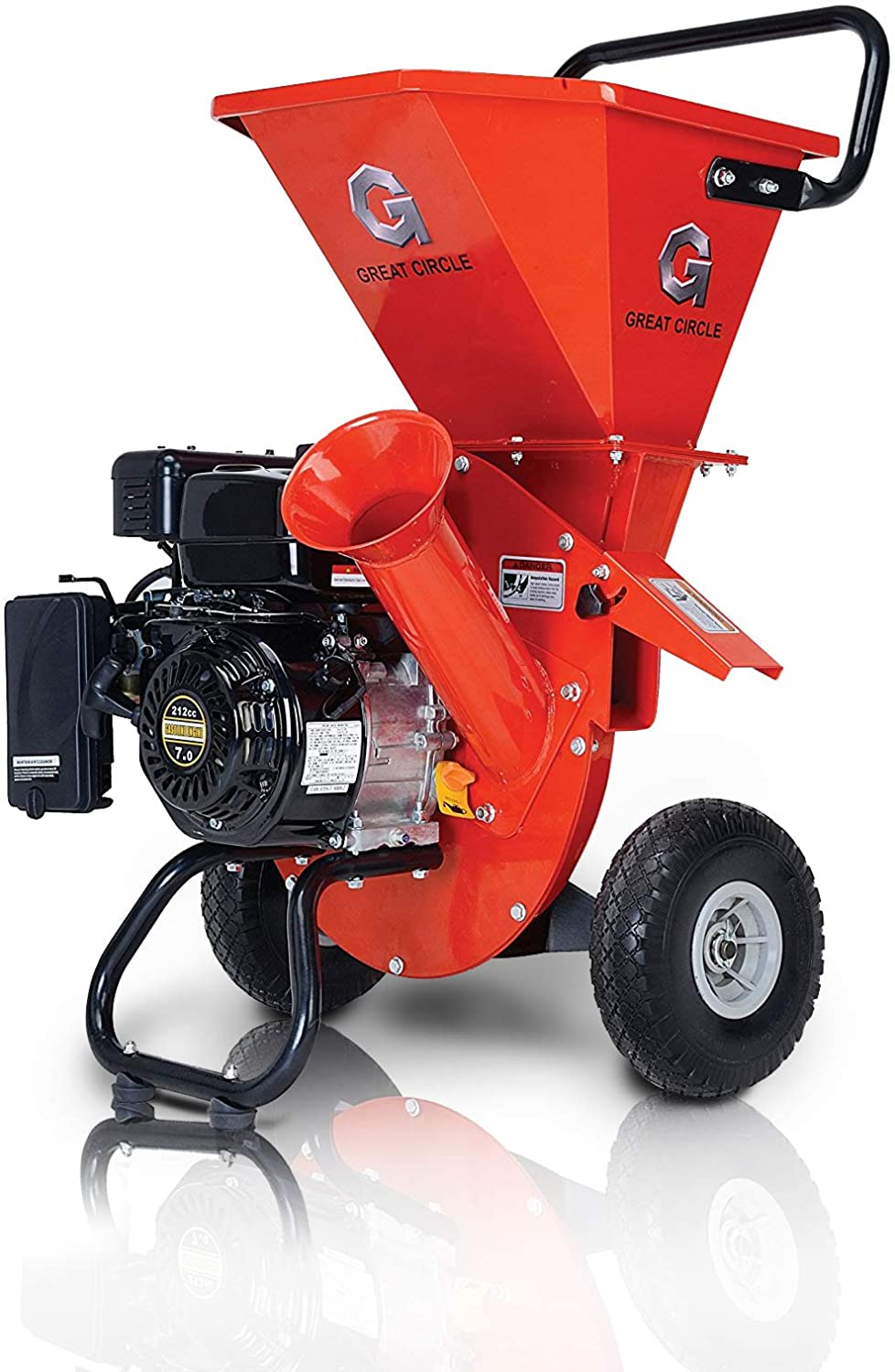 Best Leaf Mulchers/Shredders 2020 Reviews 9