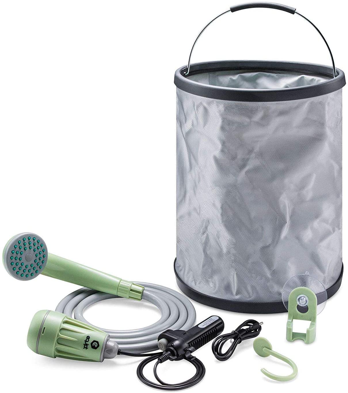 Best Portable Camping Showers 2021 Reviews 55