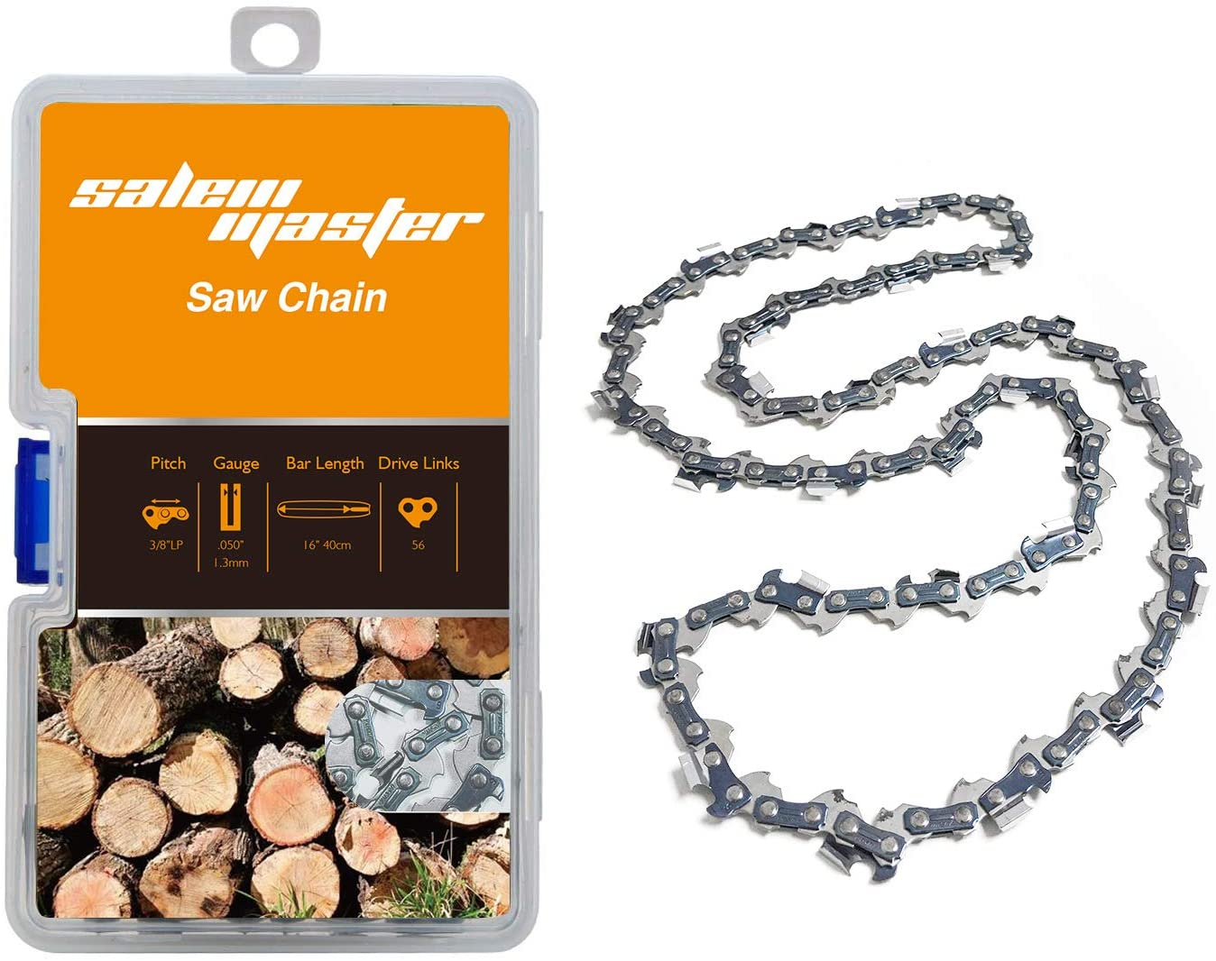 Best Chainsaw Chains For Cutting Firewood/Hardwood 2021 9