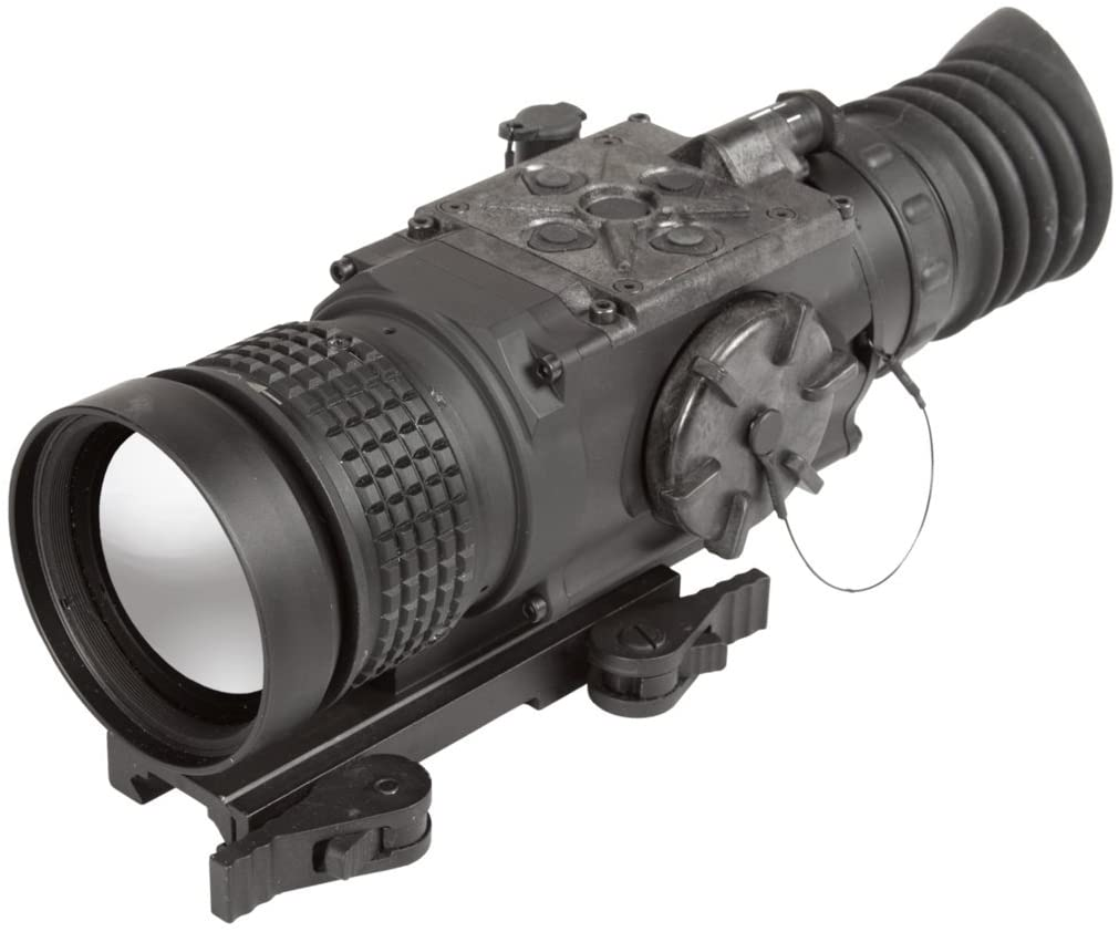 Armasight by FLIR Zeus 336 3- 12x50 mm Thermal Imaging Rifle Scope with Tau 2 336X256 17 Micron 30 Hz Core