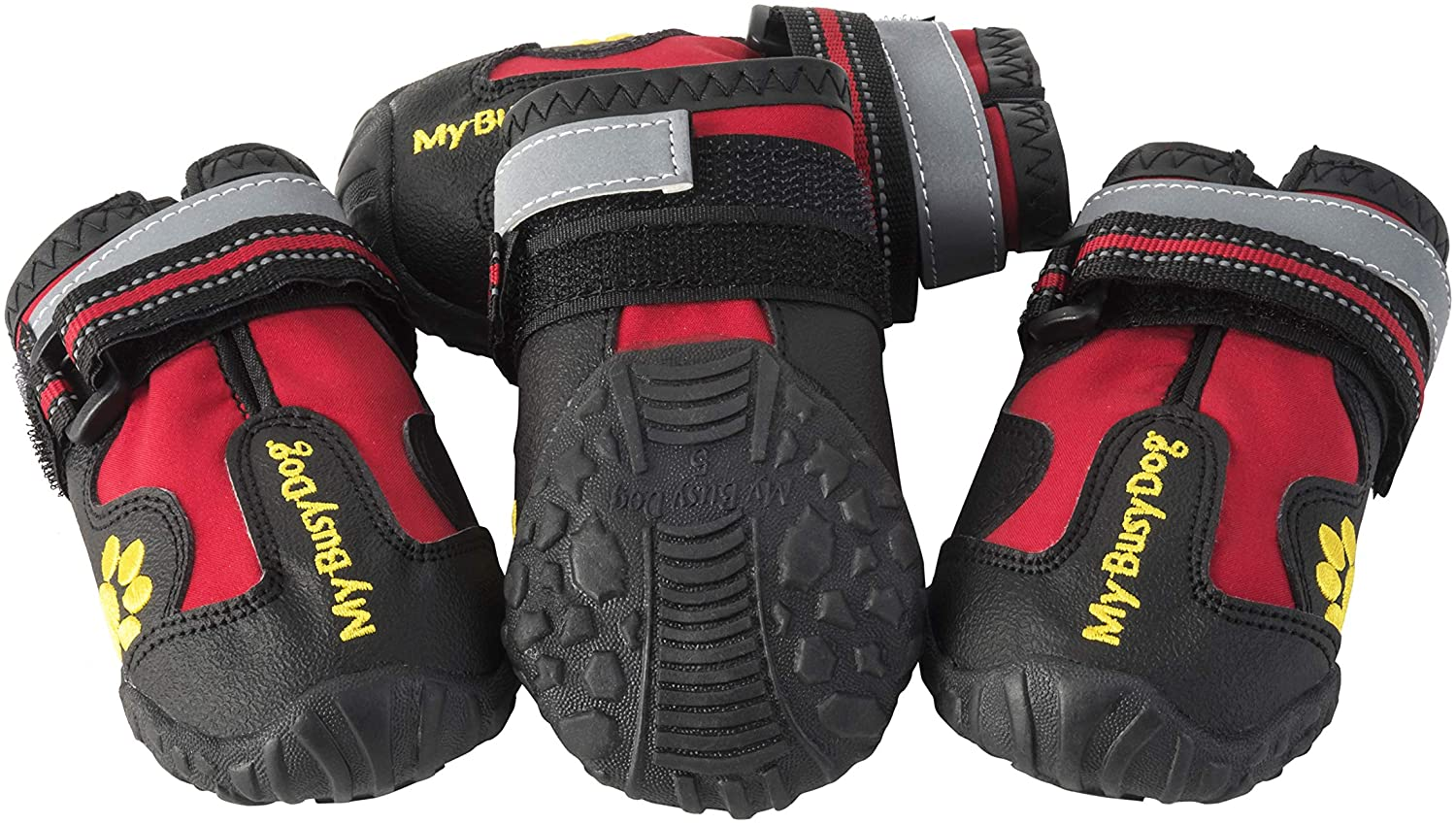 My Busy Dog Waterproof Boots