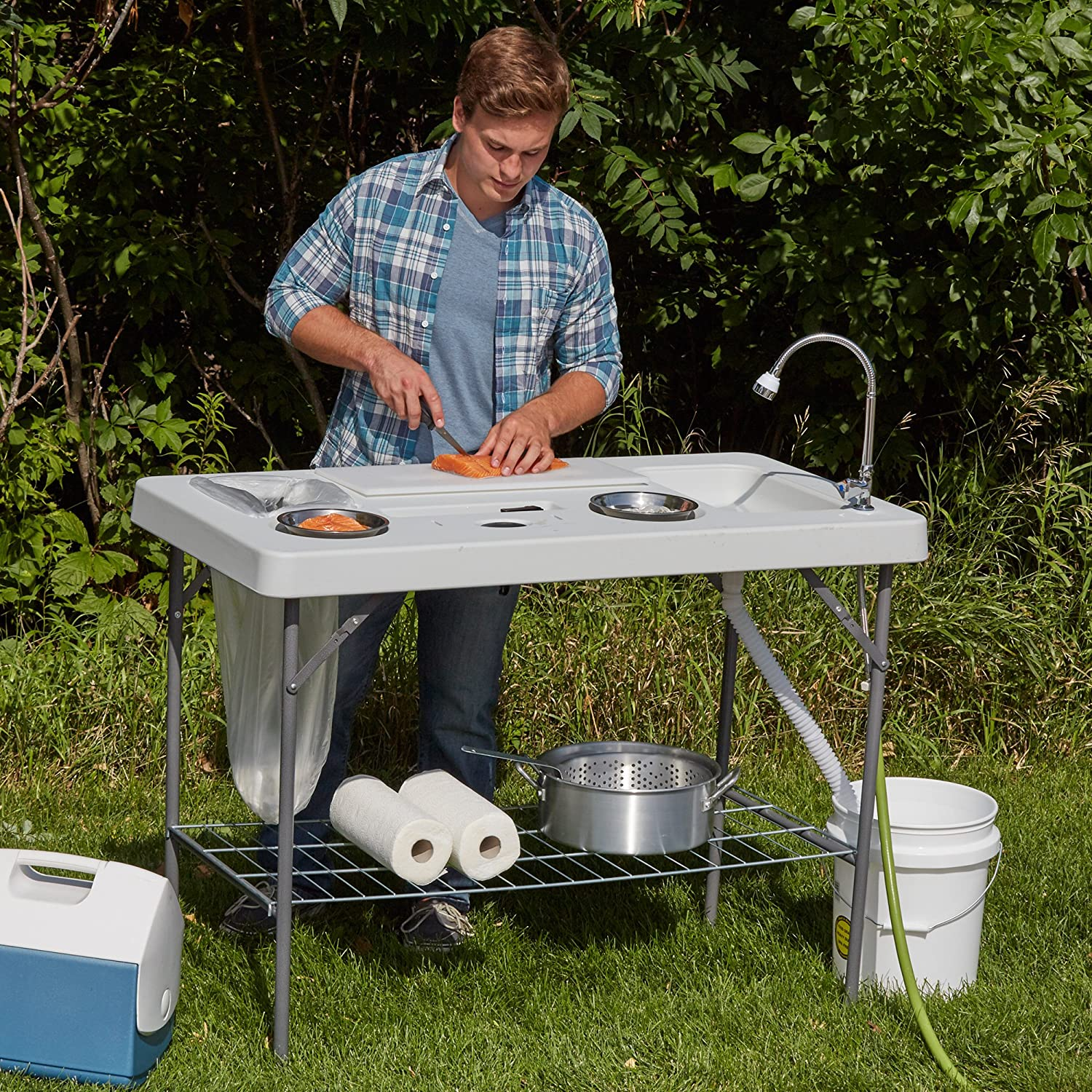 Best Fish Cleaning Tables 2021 Reviews 1